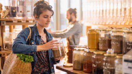 La campaña Graneleando incentiva la compra a granel con envases propios.