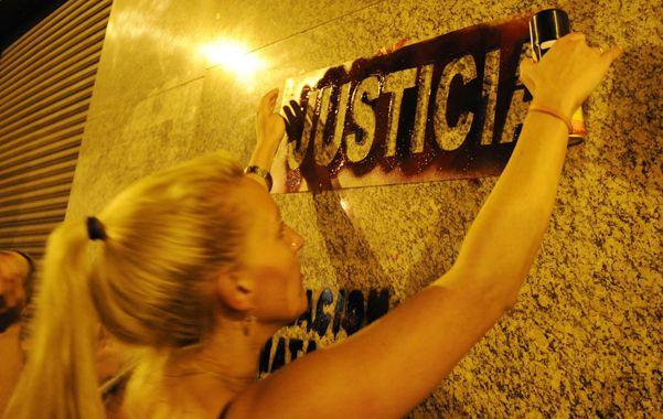 Presentes. Los familiares de las personas fallecidas están en contacto y siguen los pasos de la causa.