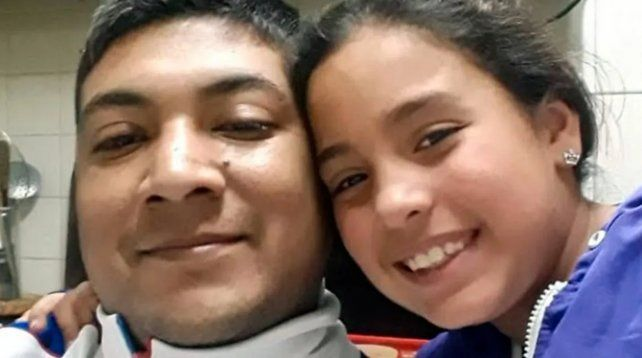 Se cortó la arteria con una amoladora y su hija de 11 años le salvó la vida
