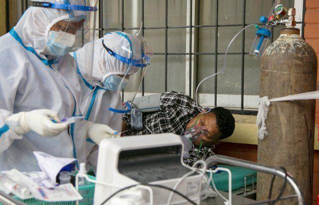 Coronavirus: informaron 11.582 nuevos casos y 283 muertes en 24 horas en Argentina