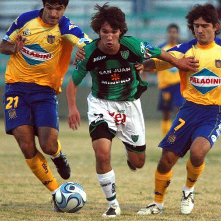 Central empató sin goles con San Martín de San Juan