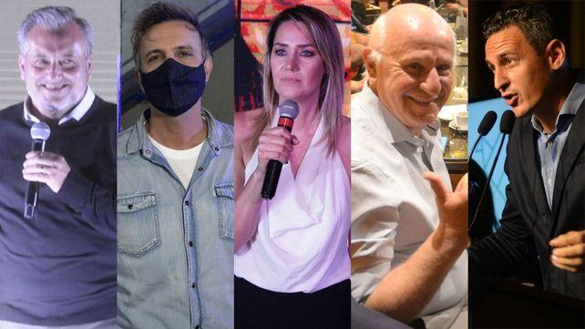Rosario, el terreno político del homo videns