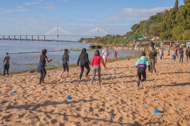 Un proyecto de educación física para secundarias del Cordón