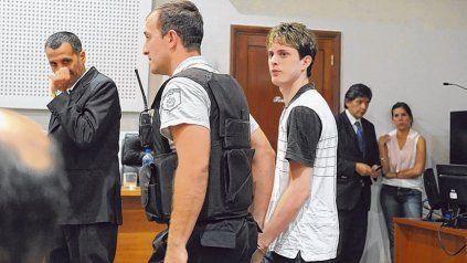 """René """"Brujo"""" Ungaro recibió la pena más alta como el único organizador del grupo de venta de drogas."""