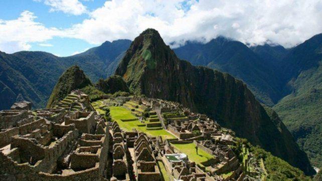 Historia. El sitio arqueológico visitado por miles de viajeros.
