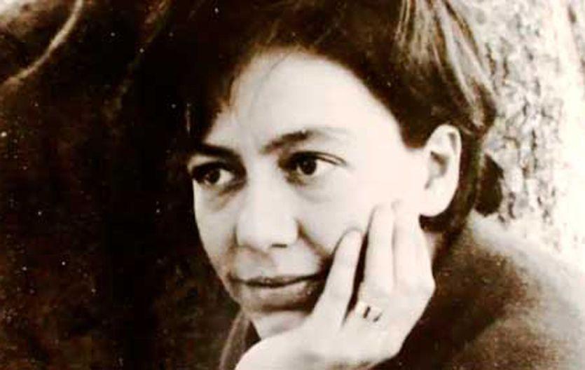 Alejandra Pizarnik. La destacada poetisa bonaerense se quitó la vida el 25 de septiembre de 1972