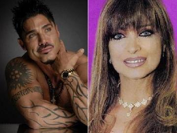 Ricardo Fort destrozó a Adriana Salgueiro