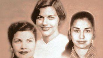 Se cumplirán mañana 60 años del asesinato de las hermanas Mirabal, que se convirtieron en un símbolo de la lucha contra la violencia que afecta a las mujeres