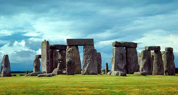 Descubren un Stonehenge de madera cerca del monumento original