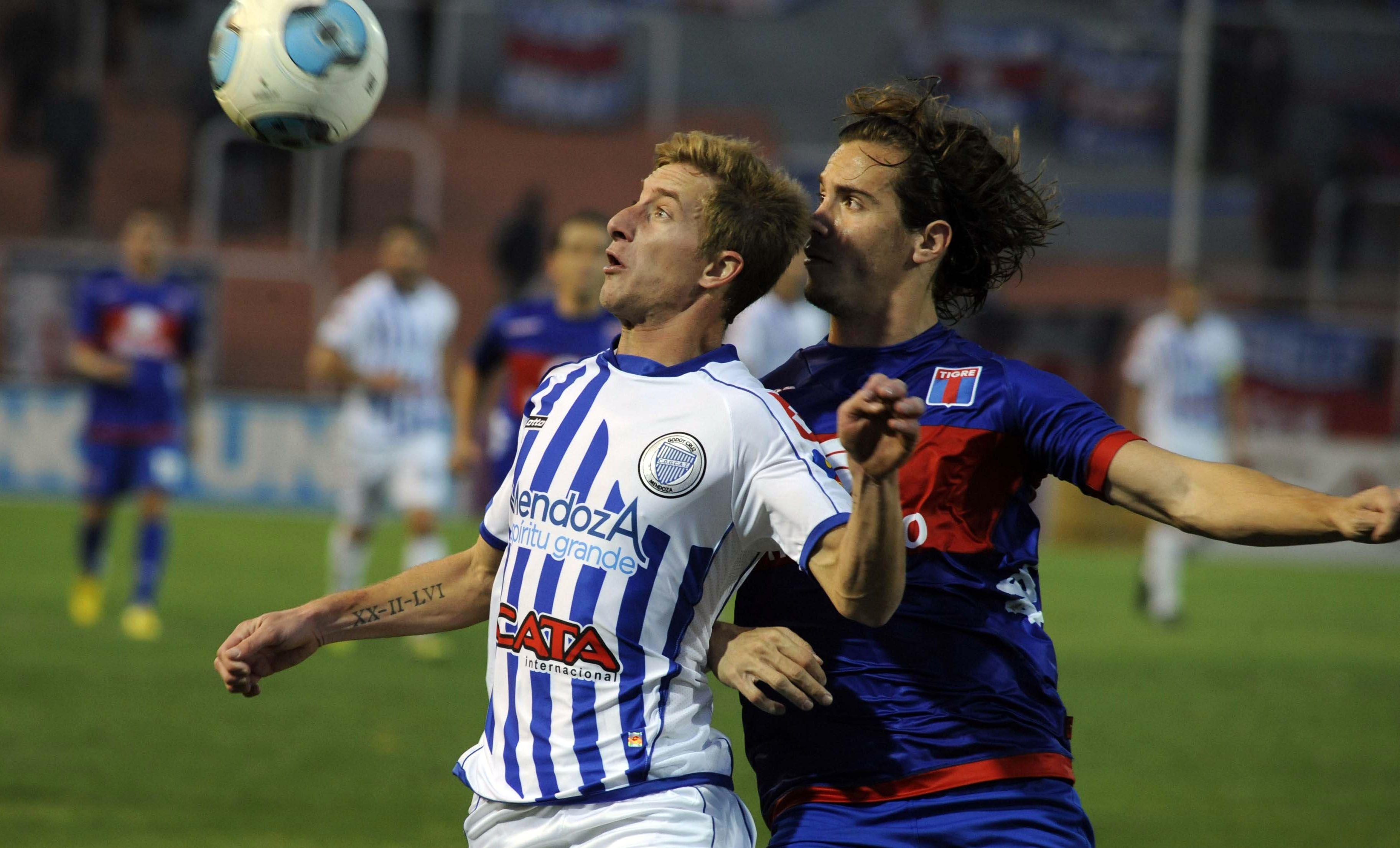 Godoy Cruz perdió como local ante Tigre y se aleja de la Sudamericana