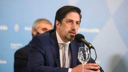El ministro de Educación Nicolás Trotta planetó cuáles son los peligros de la presencialidad.