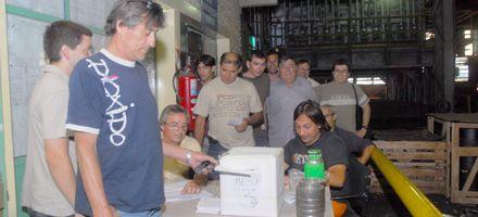 Trabajadores de Paraná Metal aceptaron suspensiones y reducción del salario