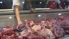 Carne vacuna: el acuerdo de precios abarca a cortes populares.