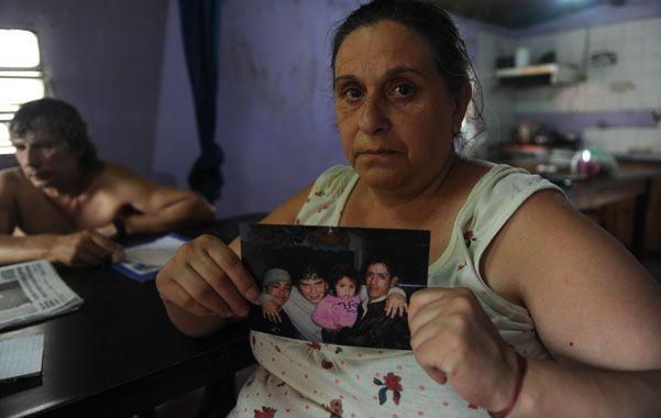 Norma Bustos tenía 53 años. Le pegaron tres tiros en su casa de Pavón al 4600.