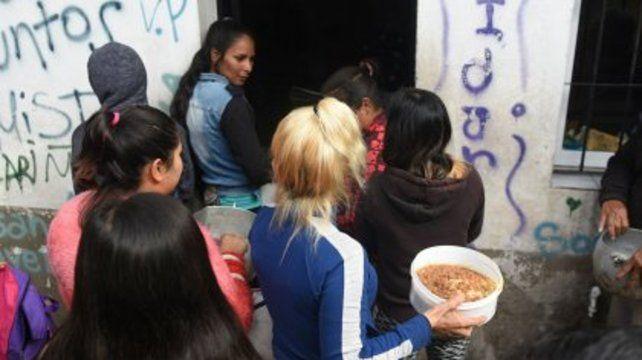 Santa Fe reclama más fondos para atender la demanda alimentaria
