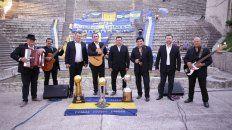 La fiesta del duende, la chamarrita a Juan Román Riquelme