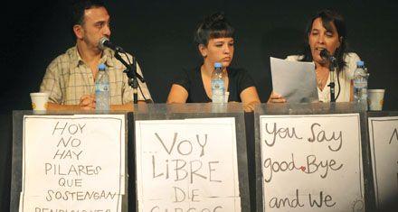 Padres de un joven muerto en Once reclaman por responsables políticos