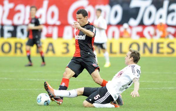 En Newells esperan poder contar con Maxi Rodríguez para el partido ante Vélez.