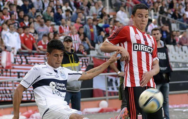 Uno para cada uno. El Pincha y el Tripero se repartieron los puntos en el Estadio Único.