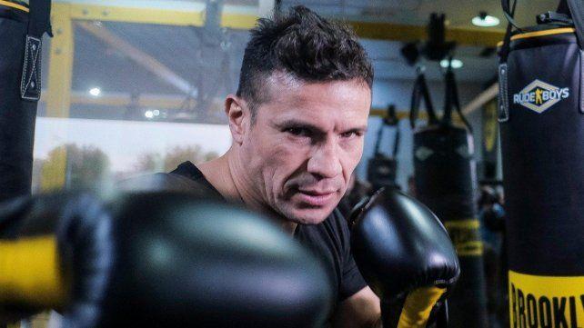 Sergio Maravilla Martínez vuelve a boxear a los 45 años