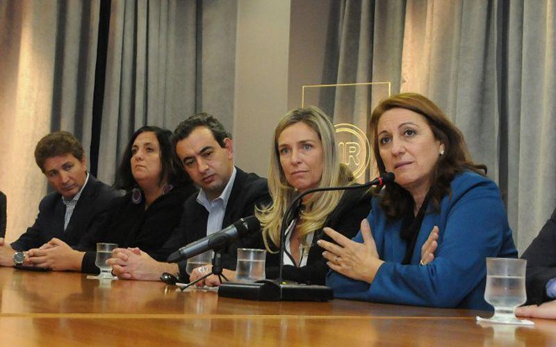 La intendenta dijo que busca sumar figuras del Frente Progresista a su nueva gestión.