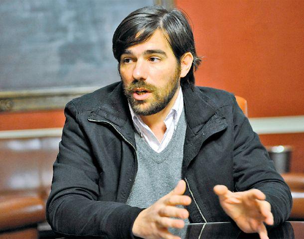 Nicolás del Caño es diputado nacional por Mendoza y será uno de los seis competidores por la Presidencia. (Foto: Angel Amaya)