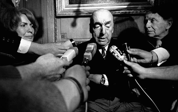 El poeta trasandino tenía un tumor y murió apenas 12 días después del golpe militar de Pinochet.