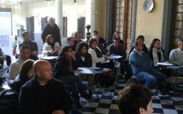 La Sede. La reunión se realizó esta semana en el Museo de Arte Decorativo Firma y Odilo Estévez.