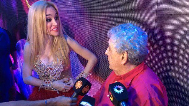 Tras la polémica, Fátima Florez interpretará a Susana Giménez y enfrentará a Antonio Gasalla