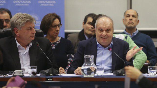 Lombardi comparó la fórmula Alberto-Cristina con la de Cámpora-Perón