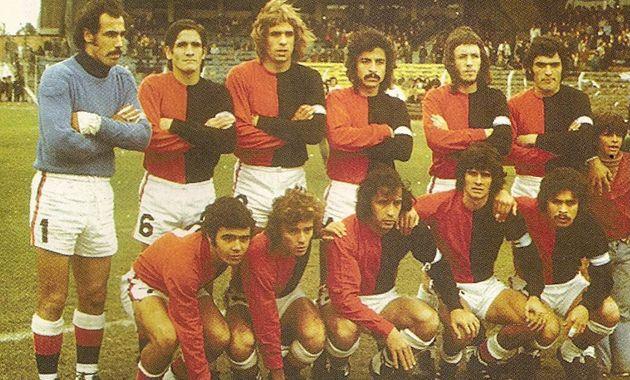 El equipo que logró el campeonato en 1974 esta noche será agasajado en el estadio cubierto.