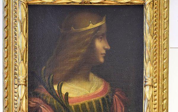 """""""Ritratto di Isabella d'Este""""."""