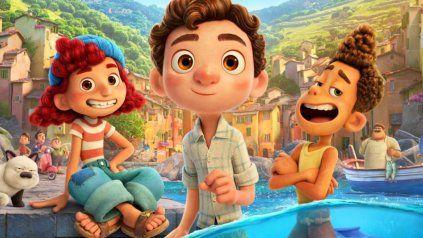 Luca, la nueva película animada de Pixar sobre la amistad y las diferencias