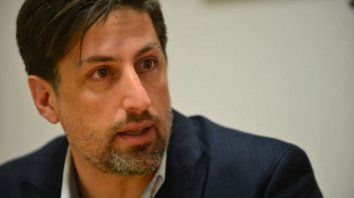 El ministro de Educación, NicolásTrotta.
