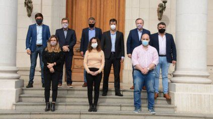 Legisladores provinciales de la UCR elevaron un urgente petitorio al gobernador Perotti