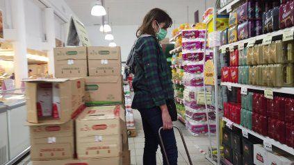 Los alimentos subieron 26,4 por ciento en los primeros seis meses del año.
