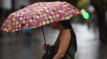 El tiempo en Rosario: renuevan el alerta por tormentas fuertes en Rosario y la región