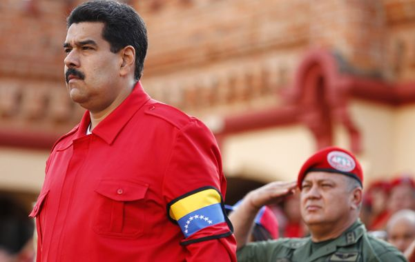 Militarismo. Maduro y Diosdado Cabello