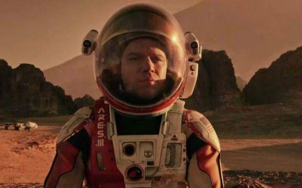 Matt Damon en Misión rescate