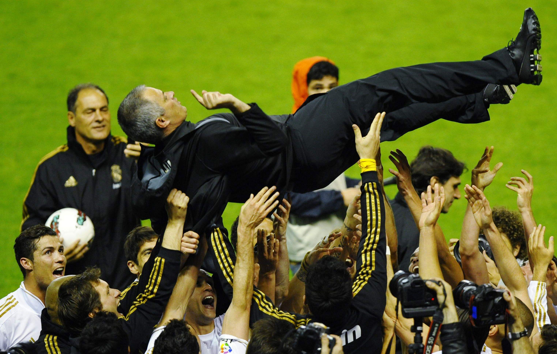 Mourinho y una historia plagado de éxitos