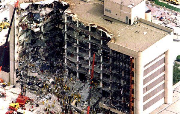 El otro terrorismo: a dos décadasdel terrible atentado de Oklahoma