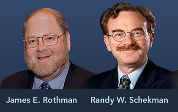Pioneros. James E. Rothman y Randy W. Schekman