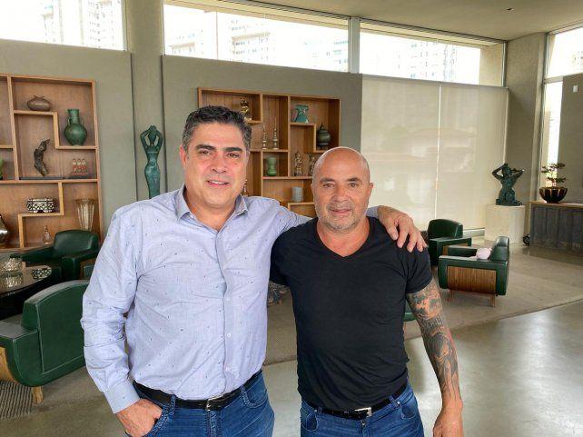 Sampaoli se convirtió en el nuevo entrenador de Atlético Mineiro