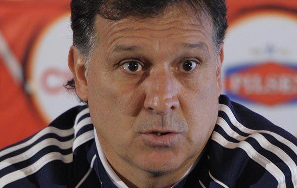 Gerardo Martino será presentado como entrenador albiceleste durante una ceremonia que se desarrollará a las 13 en el predio de la AFA en Ezeiza.