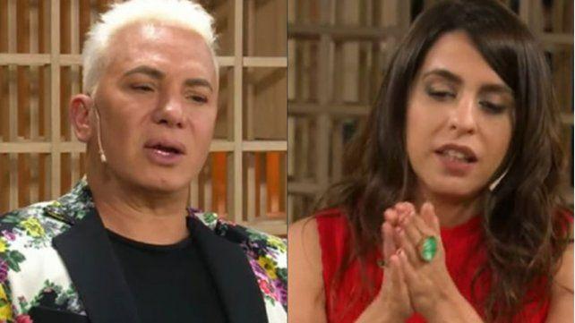 Victoria Donda y Flavio Mendoza tuvieron un duro intercambio de opiniones en un programa de televisión.