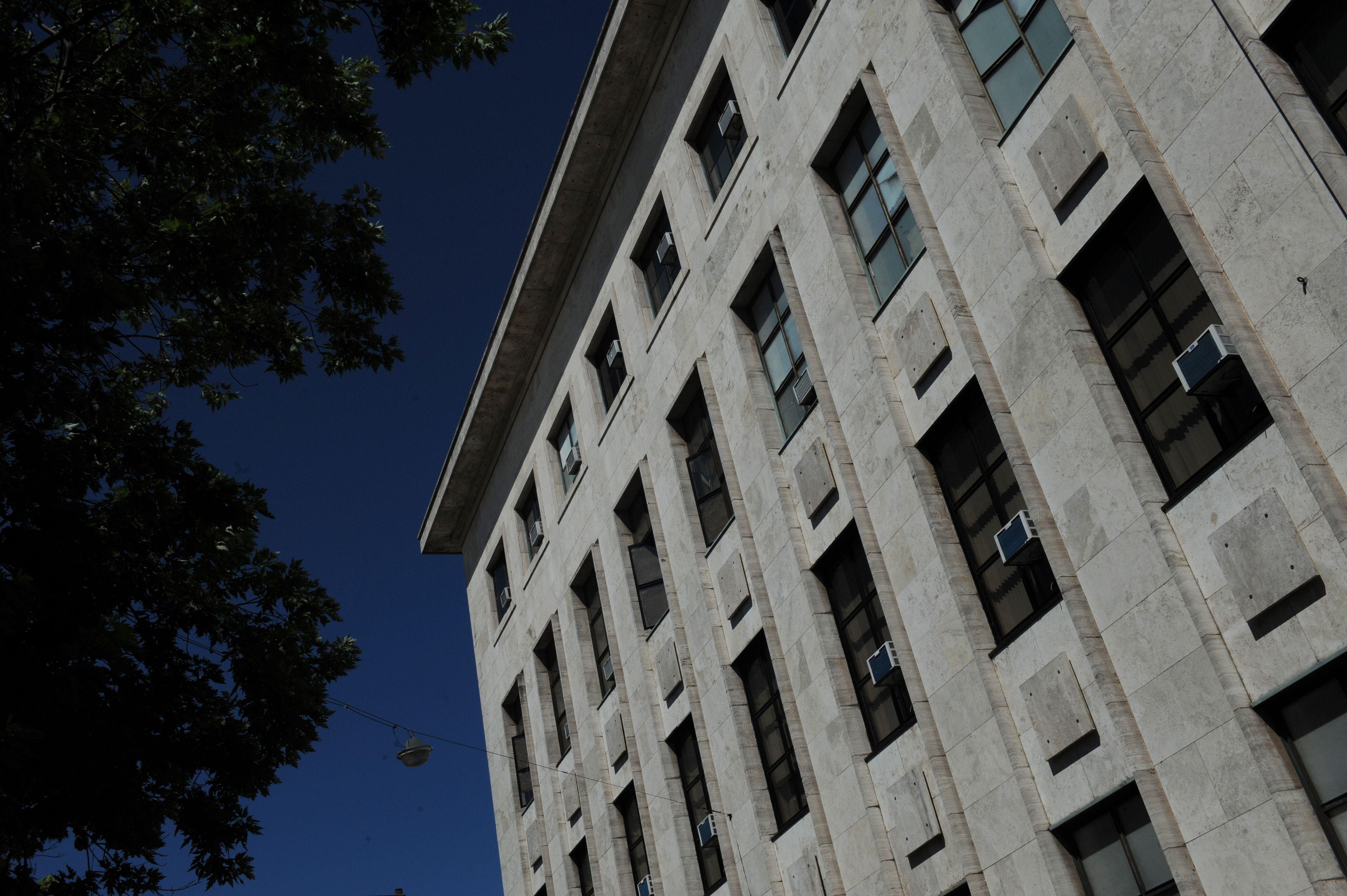 """herramienta cuestionada. En el PRO aseguran que en los Tribunales Provinciales hay un """"uso y abuso"""" del procedimiento denominado juicio abreviado. (Celina Mutti Lovera)"""