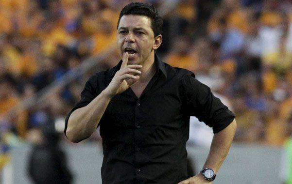 Por otra copa. Gallardo buscará el martes su cuarto título internacional con River.