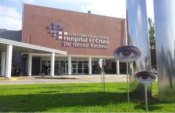 El Hospital Néstor Kirchner El Cruce
