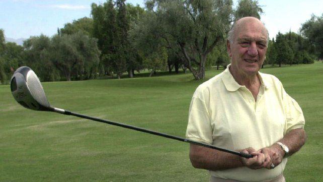 A los 94 años falleció Roberto De Vicenzo, el mejor golfista argentino de la  historia