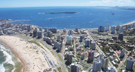 Los argentinos impulsan el auge inmobiliario de Punta del Este